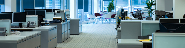 Office cleaning services in Exeter